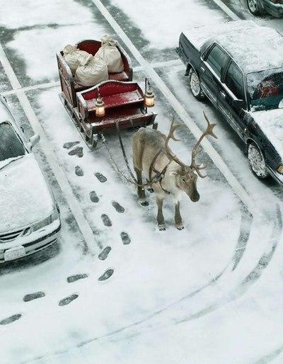 Natale+avvento+jinglebells+renna+rudolph+parcheggio+slitta+non+si+dice+piacere+blog+bon+ton+inverno+dicembre1_400_large