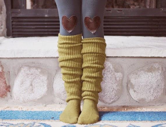 calze collant inizio inverno