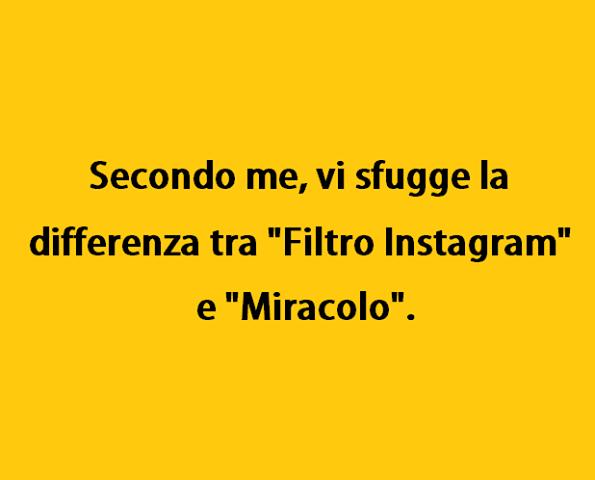 filtro foto come fare selfie