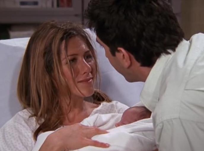 friend-rossrachel- gravidanza- nascita