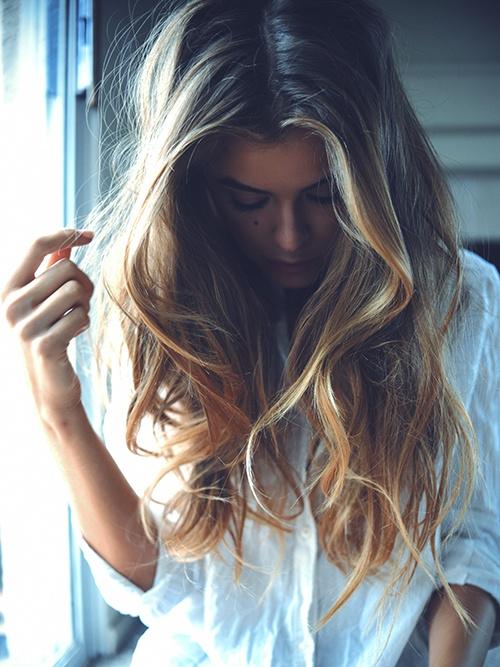 spettinati- ordinati-capelli mattina