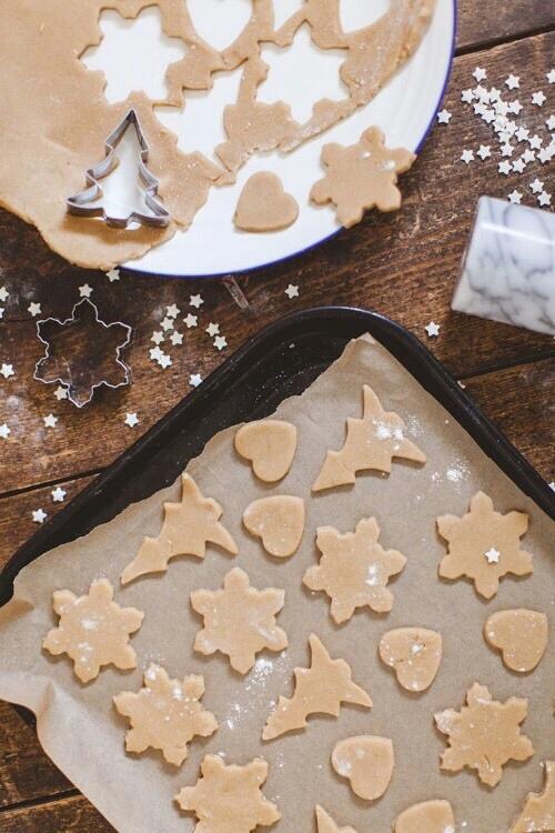 fare biscotti - buoni propositi - 2016 buon anno