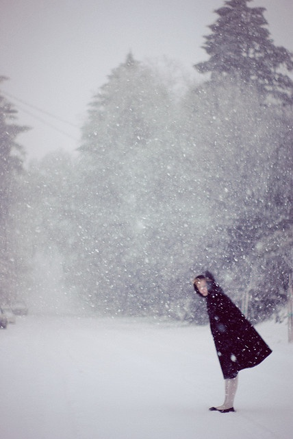 inverno - freddo- pelle- natale