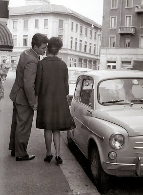 60's lovers amore - baci primo appuntamento