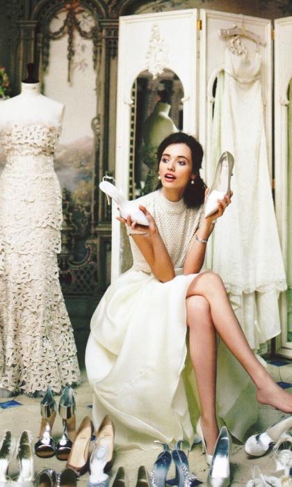 scelta scarpe - dettagli- programma sposa bellezza