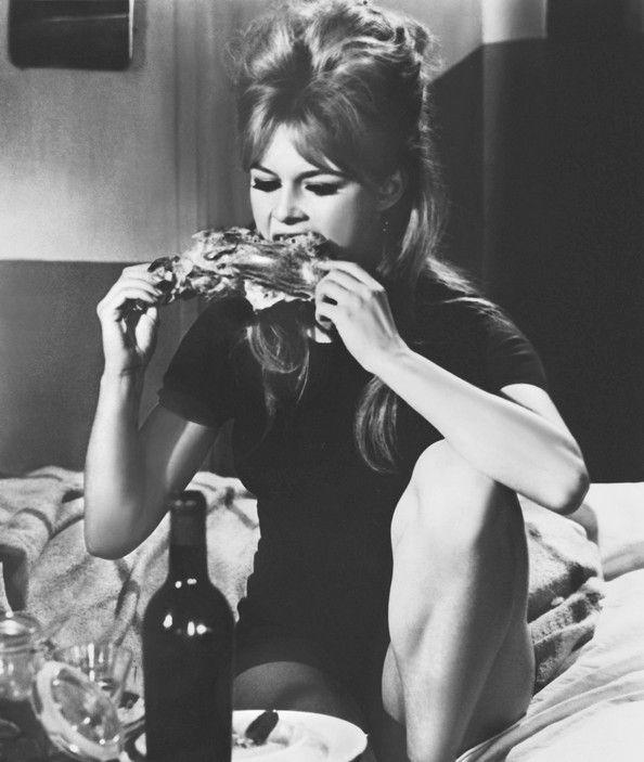 brigitte bardot dieta mangiare-umore- umuralmente