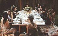 cena amiche vino terapeutico - cose dieteticamente non corrette