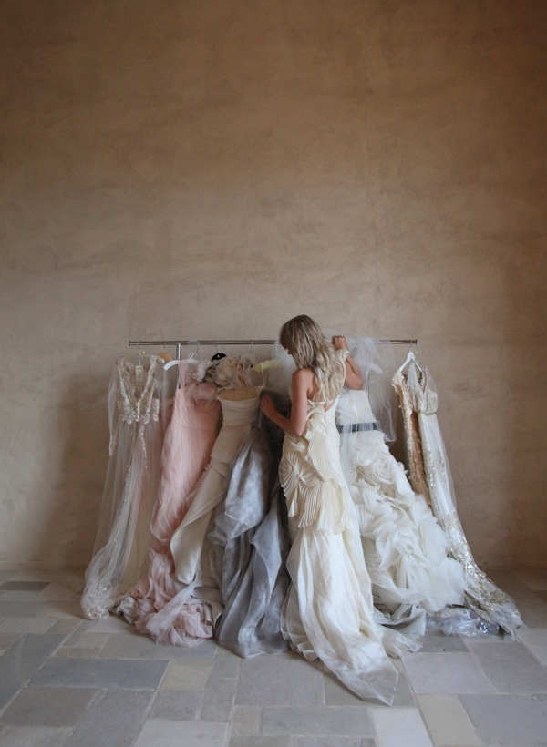 scelta vestito - sposa- trovare