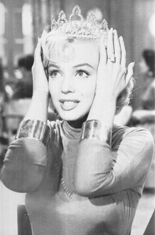 Marylin Monroe diva - trucco