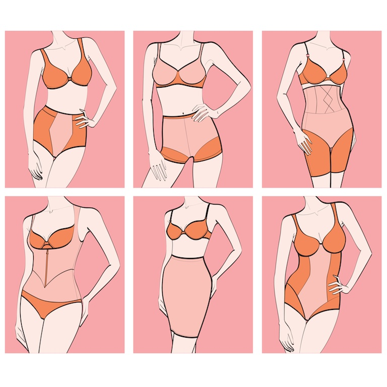 shapewear_tipologie- quale scegliere