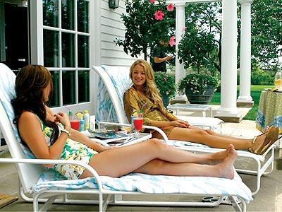 chiacchiere amiche sole estate gossip girl