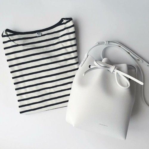 estate 2016 - bucket bag- stripes- mare