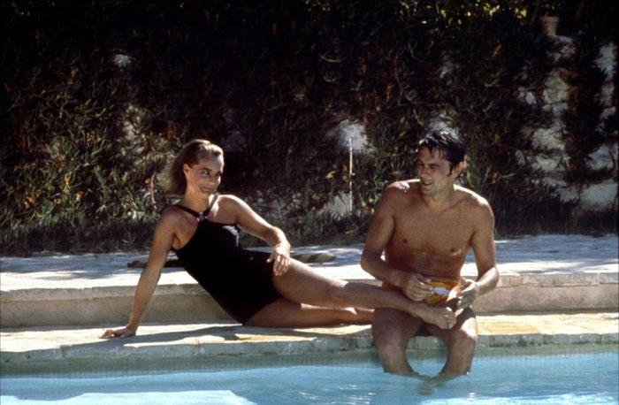 photo-La-Piscine-1969-costume intero chic eleganza quando metterlo