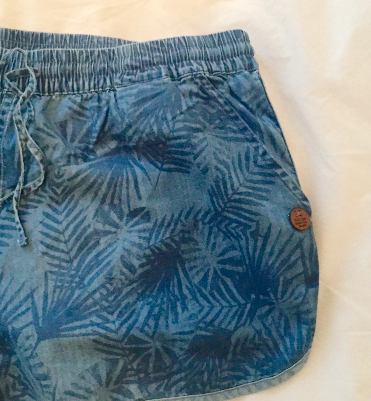 short jeans lee palme trend fantasia estate