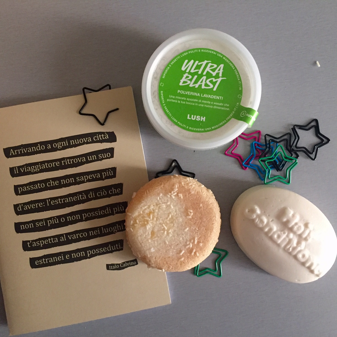 lush- travel kit-solido- bagaglio a mano