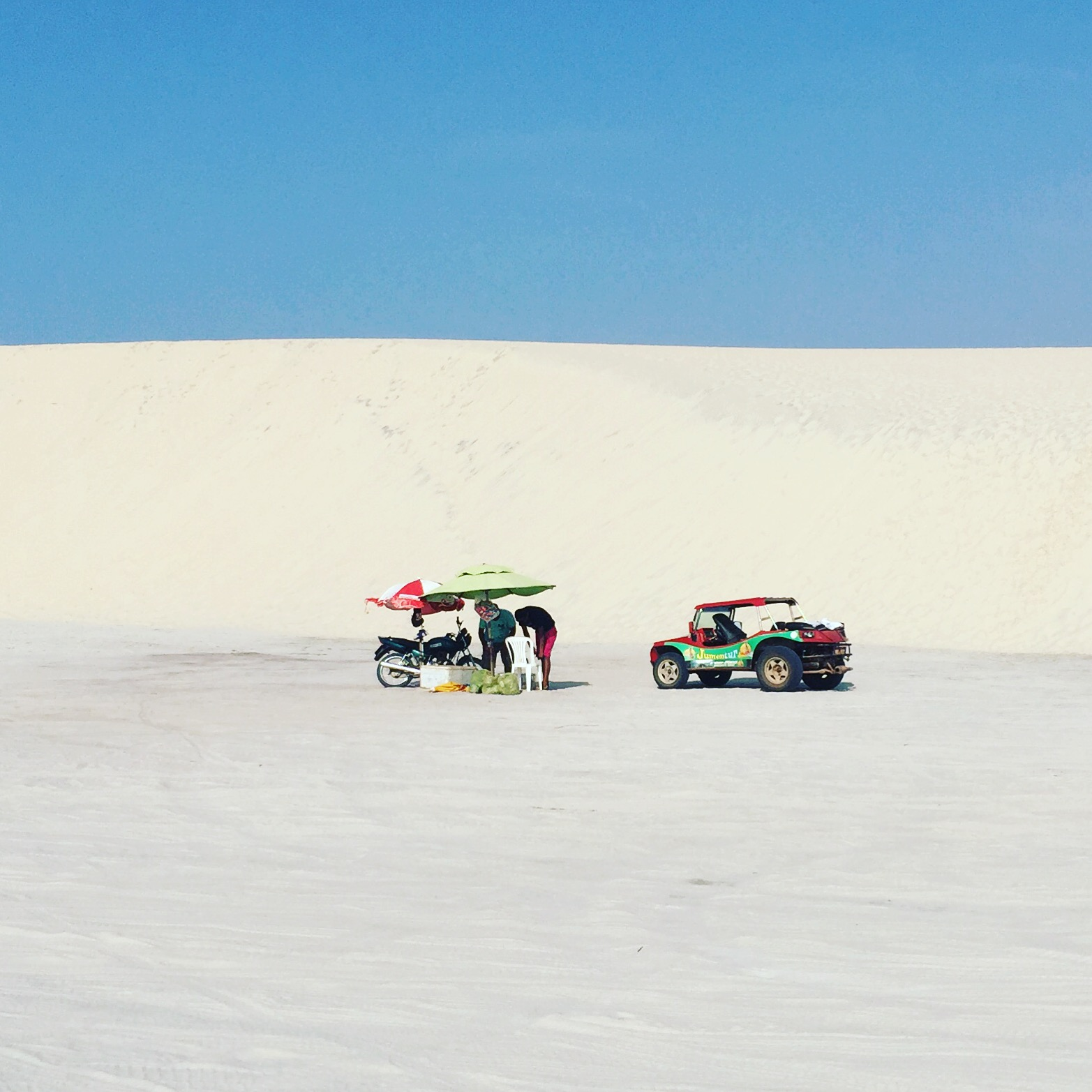 macchine-dune-relax-jericoacoara-spiagge - parco naturale