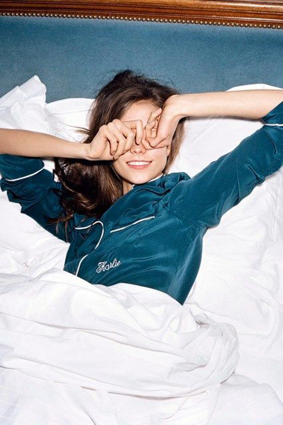 pigiama tutto il giorno otto ore sonno maschera idratante dior