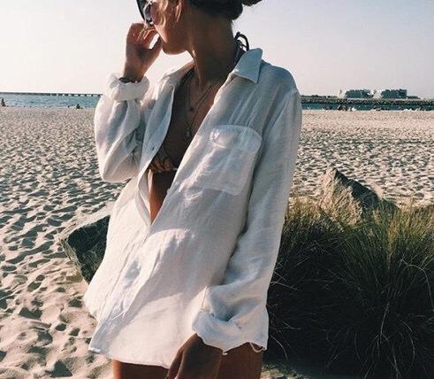 camica spiaggia comev estirsi