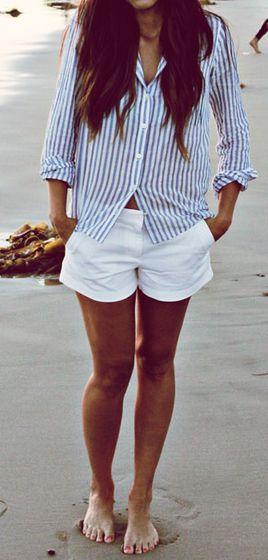 camica spiaggia eleganza- come vestirsi