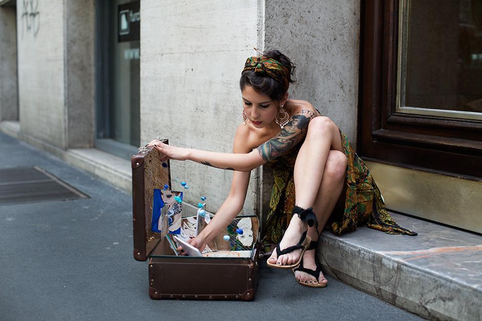 fare valigia-dimenticare- estate