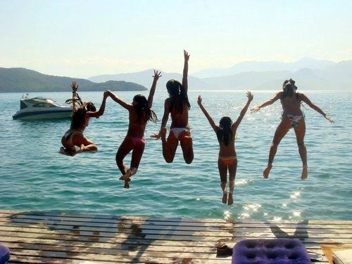 jump- estate amici profumo - vacanza