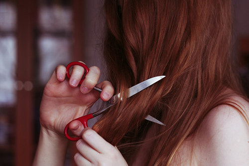 taglio netto- capelli- curarli- come cambiare