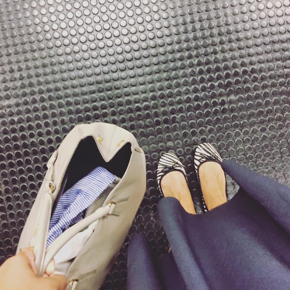 ballerine- cambio scarpe- pieghevoli- butterfly twist