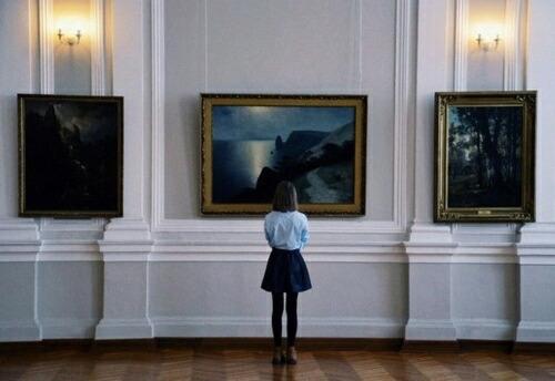 museo- arte- andare visitare opere