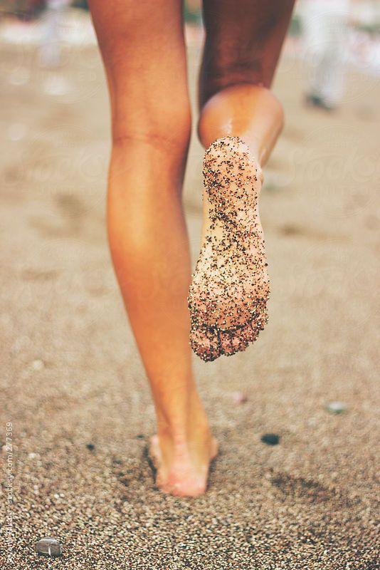 sabbia addosso estate mare liberta