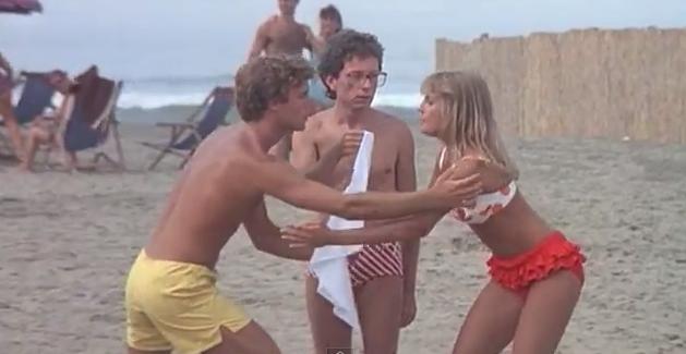 sapore di mare - giochi in spiaggia bandiera forte dei marmi - non si dice piacere