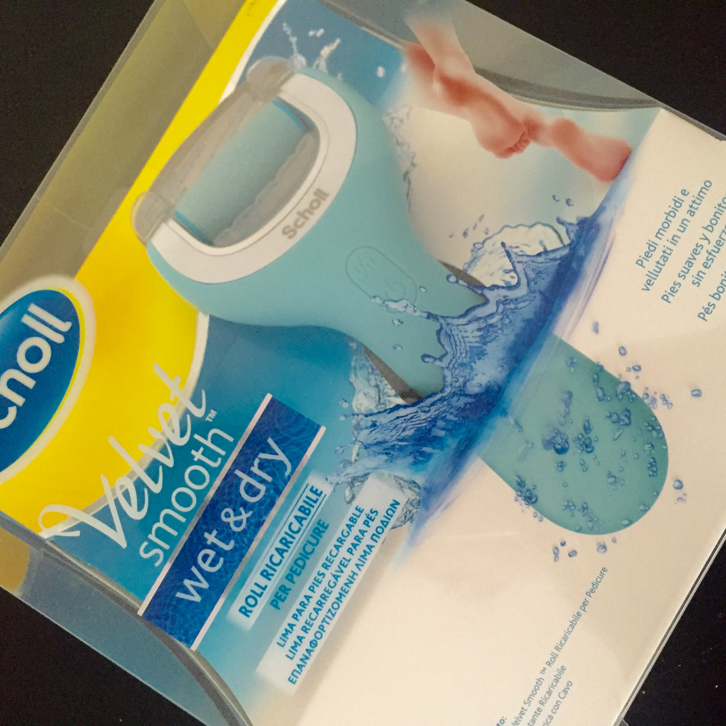 scholl talloni pedicure- levigare consigli beauty estate