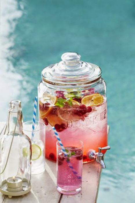 acqua aromatizzata must estate