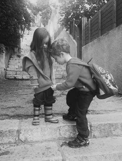 educazione fratelli amore rispetto bambini