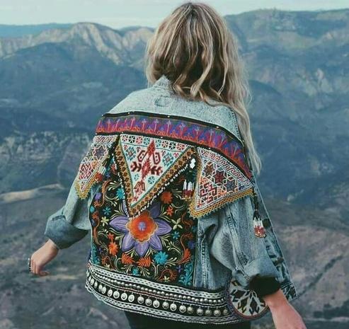Stile boho non si dice piacere modi e moda for Stile hippie chic