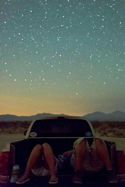 notte desideri sperare sognare