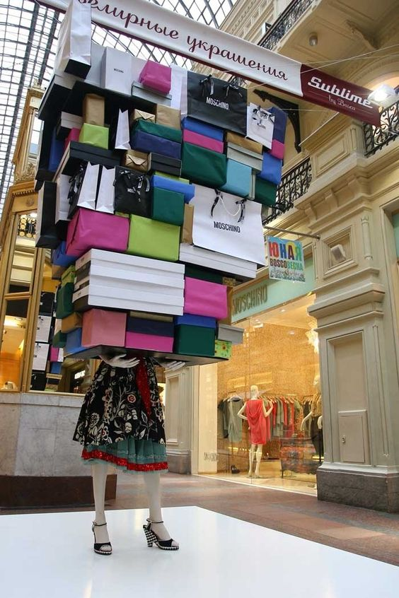 shopping commissioni prima di partire
