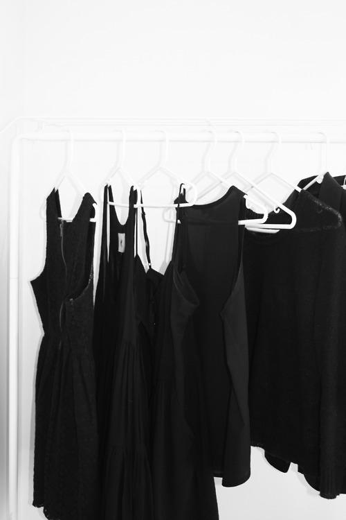 armadio - nero - black- invenro