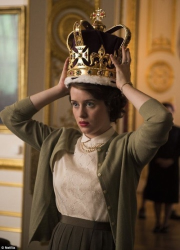the crown netflix serie tv