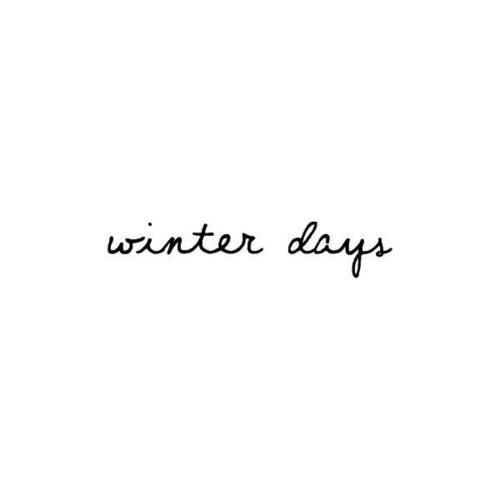 winter-days- inverno- gennaio- agenda- cosa fare-staccare- relax