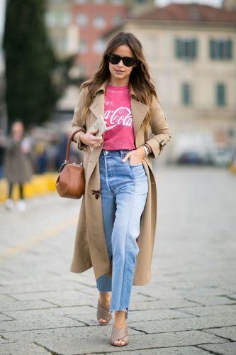 Miroslava-Duma-pantaloni jeans acqua in casa-corti caviglie-primavera-estate-2017 (2)