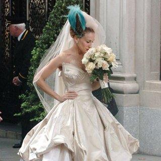 Sex-City-Wedding-velo-sposa-si-no-galateo-matrimonio-quando usarlo