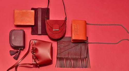 scegliere-borsa-occasione-come-scegliere-tessuto-pelle-misure-zalando rosso
