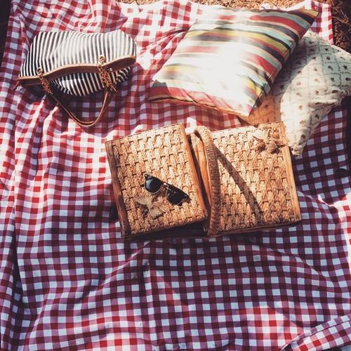 pic-nic-chic-ventee-prive-come-organizzare-cosa preparare- coperta