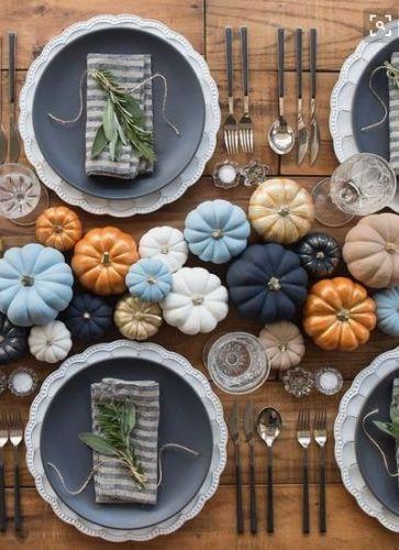 autunno-zucca-decorazione-ricette-benessere-idee mise en place