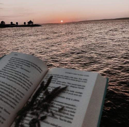 coppie perfette-libro-mare-vista- tramonto
