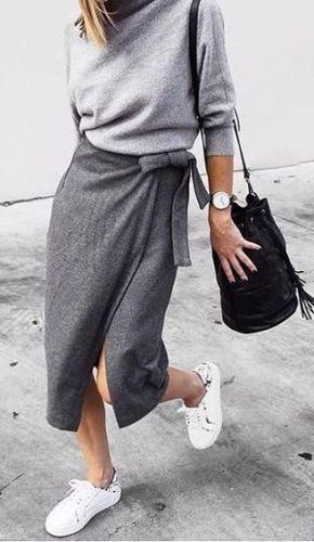 moda-secchiello-borsa-comoda-quando-metterla-trend-2017-2018-autunno-inverno grigio