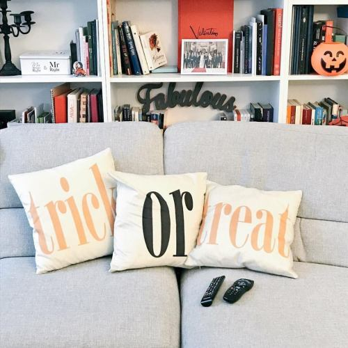 autunno-checklist-cosa-fare-casa-gite- trick or treat cuscini