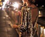 cioccolatini - scartami - natale- gold - oro - vestiti- feste vestiti