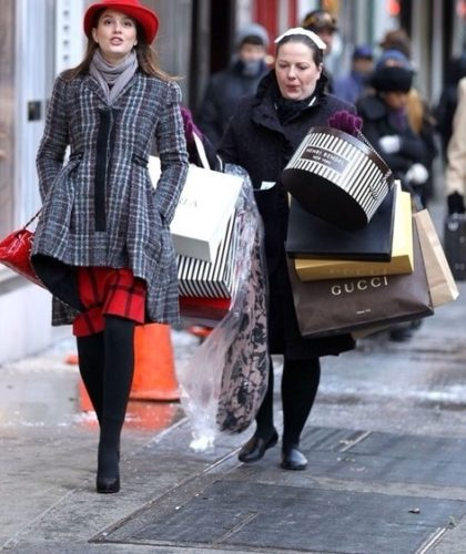 cose-rendono- felice- stati- animo- shopping-therapy- black- friday- gossip girl 2