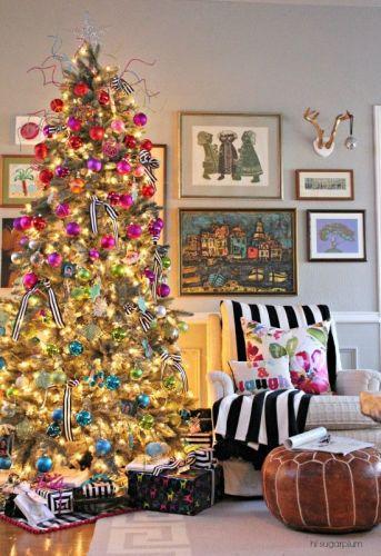 crazy-colorful-christmas-jo-malone-natale-edizione-limitata-2017-idee regalo-rosa-albero
